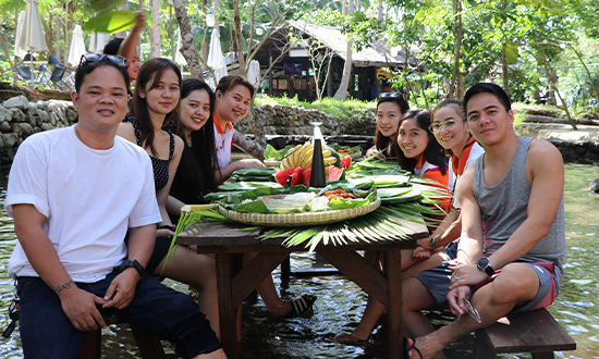Bataan: Small Barkada Outing